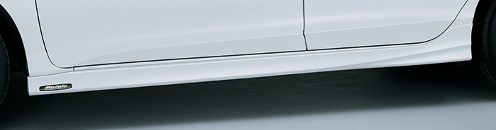 HONDA ホンダ 純正 GRACE グレイス ロアスカート サイド用 ホワイトオーキッドパール 2016.12~仕様変更 08F04-T9P-070||