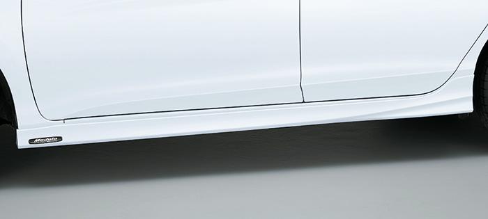 HONDA ホンダ 純正 GRACE グレイス ロアスカート サイド用 ティンテッドシルバーメタリック 2016.12~仕様変更 08F04-T9P-0C0||