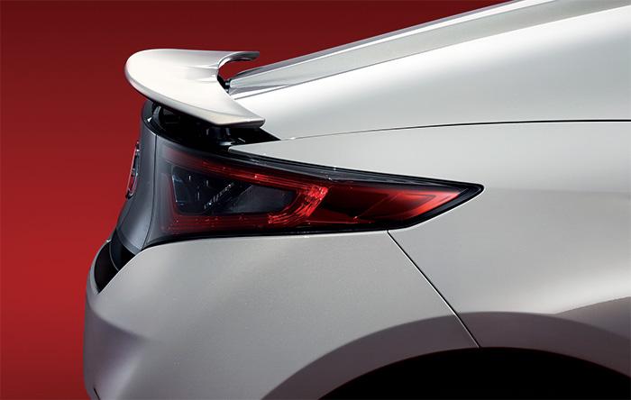 HONDA ホンダ S660 ホンダ純正 アクティブスポイラー スポイラーキット フレームレッド [2016.8~次モデル][ 08F12-TDJ-050 ]||