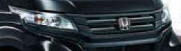HONDA ホンダ NWGN N-WGN エヌワゴン ホンダ純正 フロントバンパーグリル ( スマートブラック ) 2016.6~次モデル 08F21-T6G-000G||