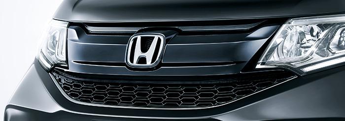 HONDA ホンダ STEPWGN ステップワゴン ホンダ純正 フロントグリル SPADA全用 [2016.1~次モデル][ 08F21-TAA-000 ]||