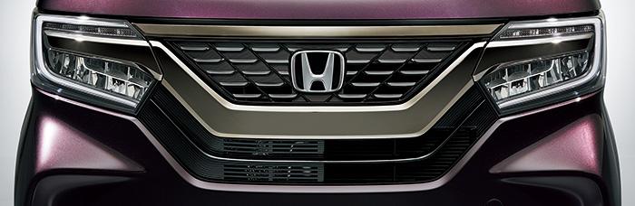 HONDA ホンダ 純正 NBOX N-BOX エヌボックス フロントグリル G・L Honda SENSING/G・EX Honda SENSING用 2017.8~仕様変更 08F21-TTA-000A||