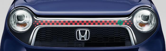 HONDA ホンダ 純正 NONE N-ONE エヌワン デカール フロントグリル 用 カフェレーサーII 2017.6~仕様変更 08F31-T4G-C00B||