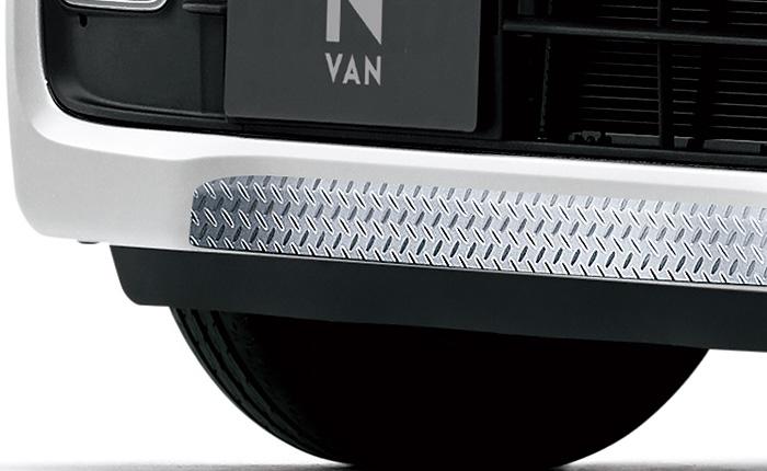 HONDA ホンダ 純正 NVAN N-VAN エヌバン デカール フロントバンパー用 2018.7~仕様変更 08F31-TXA-000B||