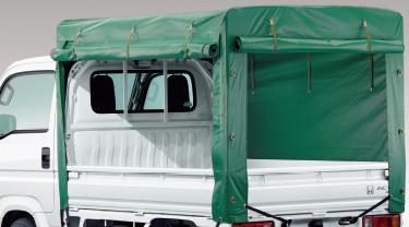 HONDA ホンダ ACTY TRUCK アクティ トラック ホンダ純正 幌 (2015.10~仕様変更)( 08L31-TP8-000 )||