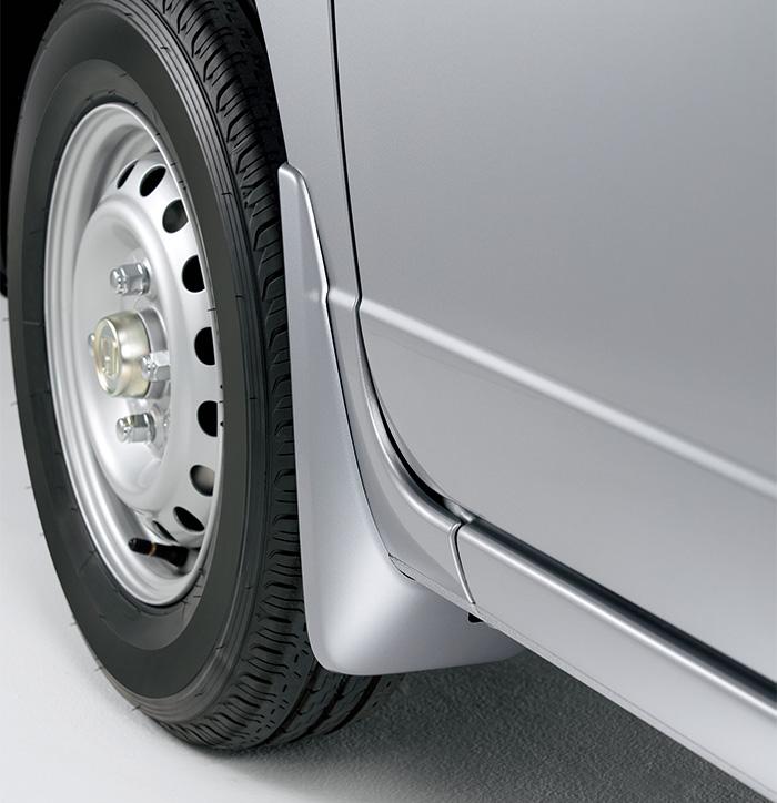 HONDA ホンダ 純正 NVAN N-VAN エヌバン マッドガード シャイニンググレーメタリック 2018.7~仕様変更 08P00-TXA-040A || 泥除け車 飛び石 車体保護 かっこいい 部品 パーツ
