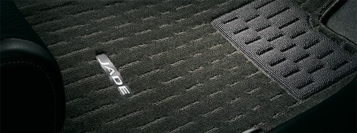 HONDA ホンダ 純正 JADE ジェイド フロアカーペットマット HYBRID・X用 3列仕様車用 2018.5~仕様変更 08P14-T4R-010A || FR4 HYBRID X フロアマット 車種別 カーマット 床 車 高品質 上質 交換 フロア カー マット 車種専用 車内 滑り止め デザイン カー用品 車用品