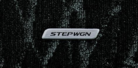 HONDA ホンダ 純正 STEPWGN ステップワゴン フロアカーペットマット ブラック/2列目キャプテンシート/ハイブリッド車用 2017.9~仕様変更 08P15-TAA-C10C    RP5 ステップワゴンスパーダハイブリッド SPADA HYBRID スパーダハイブリッド ハイブリッド フロアマット 車 マット