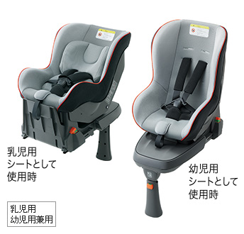 HONDA ホンダ VEZEL ヴェゼル ホンダ純正 チャイルドシート Honda ISOFIX Neo [2016.3~次モデル][ 08P90-E2P-000 ]||