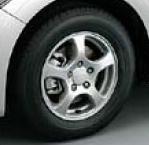 HONDA ホンダ 純正 アルミホイール 15インチ PCD114.3 INSET55 5穴 ME-003 シルバー塗装 08W15-SMA-001 1本 || 15×6J 6J PCD114.3mm インセット55mm インセット55 ホンダ純正 アルミ ホイール 交換 車 STREAM ストリーム