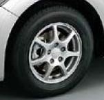 HONDA ホンダ 純正 アルミホイール 15インチ PCD114.3 INSET55 5穴 ユーロスポークR7 シルバー塗装 08W15-SMA-002A 1本 || 15×6J 6J PCD114.3mm インセット55mm インセット55 ホンダ純正 アルミ ホイール 交換 車 STREAM ストリーム