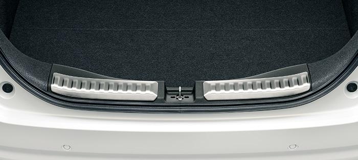 HONDA ホンダ 純正 プロテクションパッケージ e:HEV(FF)用 08Z01-TZA-000B | ホンダ純正 FIT E:HEV フィットハイブリッド GR3 GR6 ラゲッジ カー トレイ 荷台トレイ ラゲッジトレイ 保護 ドア ハンドル フィルム カバー 荷物 保護 車種専用 車種別 DIY 内装パーツ