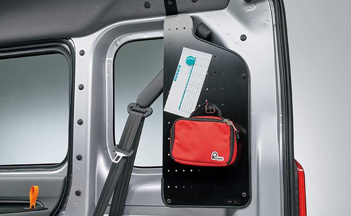 HONDA ホンダ 純正 NVAN N-VAN エヌバン 有孔ボード 運転席側用 2018.7~仕様変更 08Z03-TXA-000||