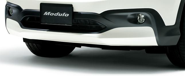 HONDA ホンダ CR-V ホンダ純正 moduloエアロバンパー/フロント【 2011.11~次モデル】||