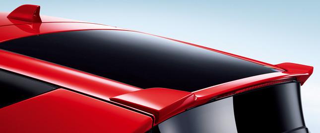 HONDA ホンダ CR-Z ホンダ純正 テールゲートスポイラー【 2011.07~次モデル】||
