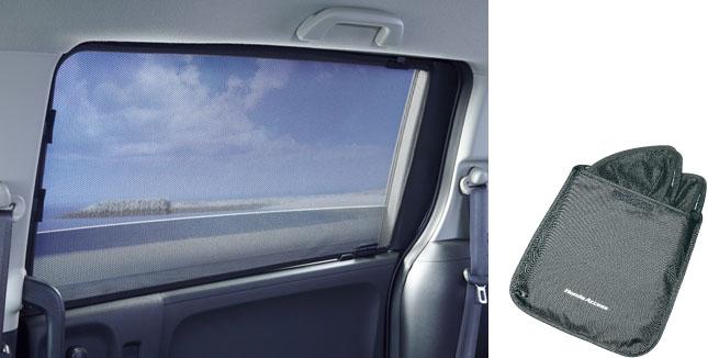HONDA ホンダ FREED フリード ホンダ純正 マルチフックシステムセット+スクリーンシェード【 2012.04~次モデル】||
