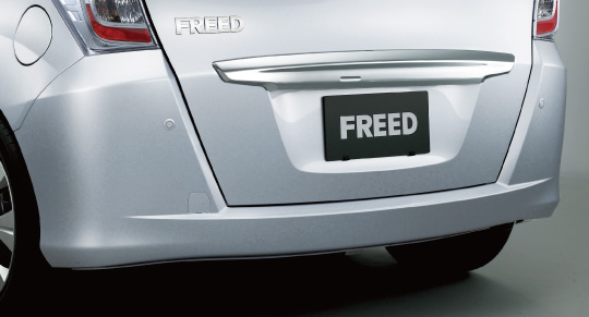 HONDA ホンダ FREED フリード ホンダ純正 センサーシステム リアセンサー 本体+ 取付アタッチメント【 2013.04~次モデル】||