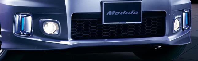 HONDA ホンダ FREEDSpike フリードスパイク ホンダ純正 LEDクロームガーニッシュ/LEDイルミネーション(ブルー)付【 2011.10~2012.03】||