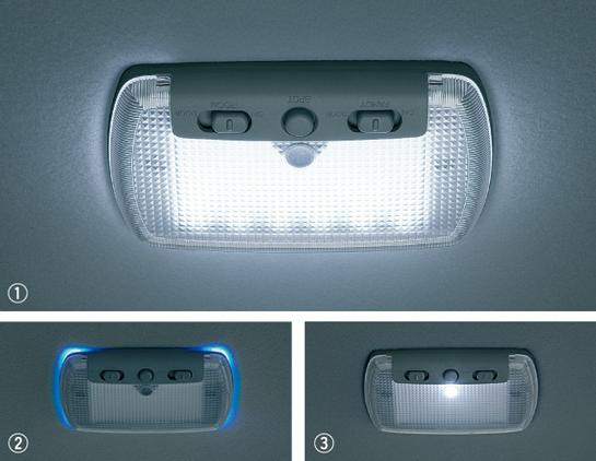 HONDA ホンダ INSIGHT インサイト ホンダ純正 LEDルーフ照明(交換タイプ1個入り) 2010.10~2011.9||