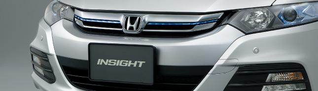 HONDA ホンダ INSIGHT インサイト ホンダ純正 フロントセンサー 本体(カラードタイプ)+取付アタッチメント 2011.10~次モデル||