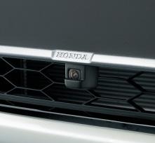HONDA ホンダ INSIGHT インサイト ホンダ純正 フロントカメラシステム 本体 + 取付アタッチメント (Gathersナビ用) 2011.10~次モデル||