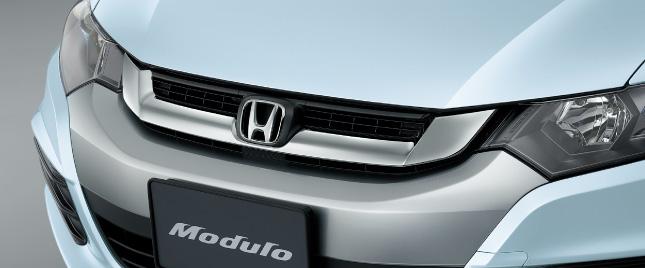 HONDA ホンダ INSIGHT インサイト ホンダ純正 フロントグリル (クロームメッキ) 2011.10~次モデル||