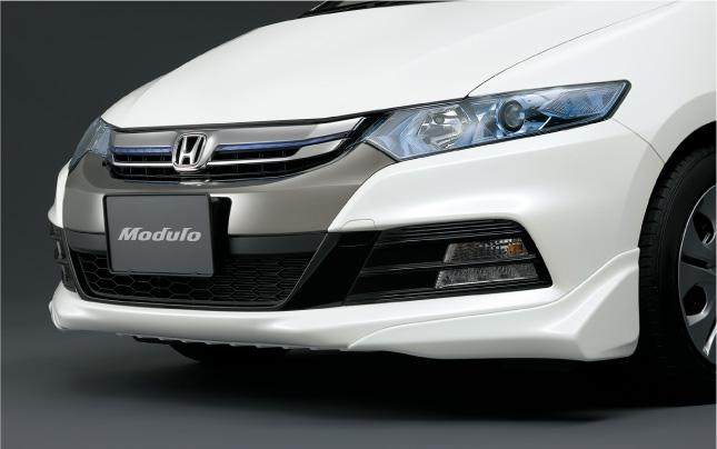 HONDA ホンダ INSIGHT インサイト ホンダ純正 ロアスカート(フロント/左右セット) 2011.10~次モデル||