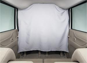 HONDA ホンダ 純正 NBOX N-BOX エヌボックス セパレートカーテン (フロントシートバック部/グレー) 2012.12~2013.11||