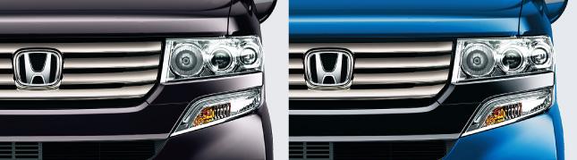 HONDA ホンダ 純正 NBOX+ N-BOX+ plus エヌボックスプラス フロントバンパーグリル 2013.12~次モデル||