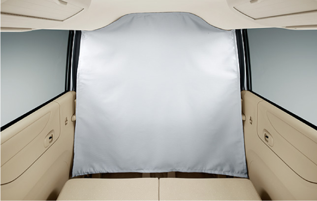 HONDA ホンダ 純正 NBOX+ N-BOX+ plus エヌボックスプラス セパレートカーテン 2013.12~次モデル||