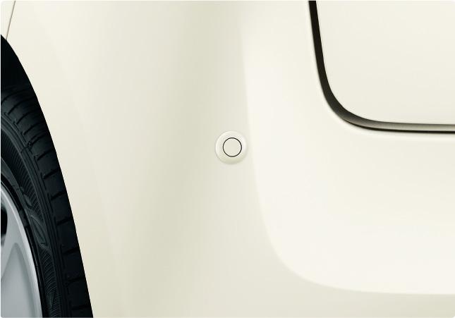 HONDA ホンダ NONE N-ONE エヌワン ホンダ純正 コーナーセンサー 超音波感知システム(リア用/左右セット)本体+取付アタッチメント 2012.11~次モデル||