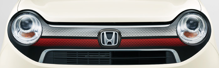 HONDA ホンダ NONE N-ONE エヌワン ホンダ純正 デカール フロントグリル アーバンスプリンター 2015.7~次モデル||
