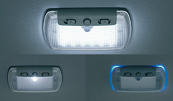 HONDA ホンダ NONE N-ONE エヌワン ホンダ純正 LEDルーフ照明 2015.7~次モデル||