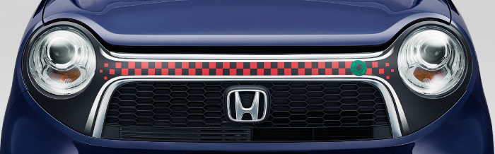 HONDA ホンダ NONE N-ONE エヌワン ホンダ純正 デカール フロントグリル カフェレーサー2 2015.7~次モデル||
