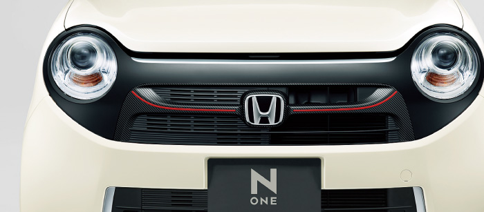 HONDA ホンダ NONE N-ONE エヌワン ホンダ純正 フロントグリル スポーツ 2015.7~次モデル||