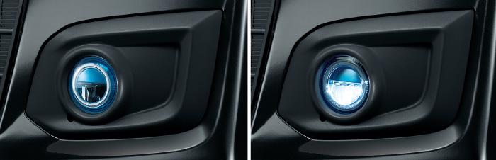 HONDA ホンダ NWGN N-WGN エヌワゴン ホンダ純正 LEDフォグライト 2013.11~次モデル||
