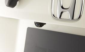 HONDA ホンダ NWGN N-WGN エヌワゴン ホンダ純正 リアワイドカメラシステム 本体+取付アタッチメント ギャザズナビ用 2013.11~次モデル||