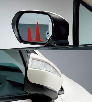 HONDA ホンダ ODYSSEY オデッセイ ホンダ純正 リバース連動/オートリトラミラーシステム 2011.10~次モデル||