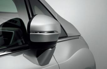 HONDA ホンダ ODYSSEY オデッセイ ホンダ純正 オートリトラミラーシステム(ドアロック連動タイプ) 2013.10~次モデル||
