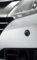 HONDA ホンダ ODYSSEY オデッセイ ホンダ純正 コーナーカメラシステム 本体+取付アタッチメント+コントロールユニット 標準/Honda インターナビ装備車用 2013.10~次モデル||