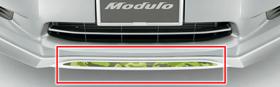 HONDA ホンダ STEPWGN ステップワゴン ホンダ純正 カスタムパネル (フロント/リア) カーボン調 / カモフラージュ / メタリック 【 2009.10~2011.07】||