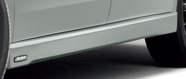 HONDA ホンダ STEPWGN ステップワゴン ホンダ純正 ロアスカート サイド(左右セット)【 2012.04~次モデル】||