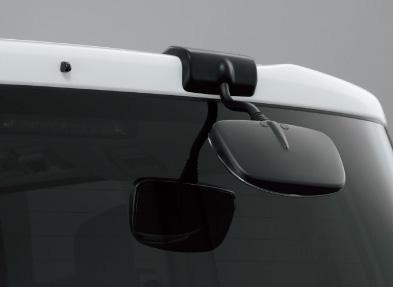 HONDA ホンダ STEPWGN ステップワゴン ホンダ純正 リアアンダーミラー ステップ ワゴン用【 2012.04~次モデル】||