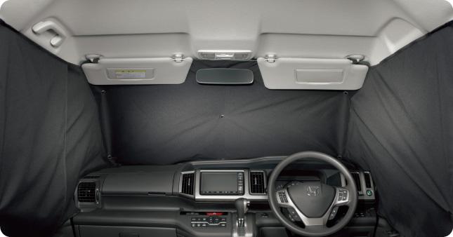 HONDA ホンダ STEPWGN ステップワゴン ホンダ純正 車中泊パッケージ【 2012.04~次モデル】||