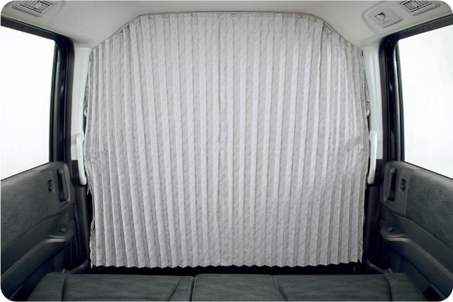 HONDA ホンダ STEPWGN ステップワゴン ホンダ純正 セパレートカーテン 【 2014.4~次モデル】||