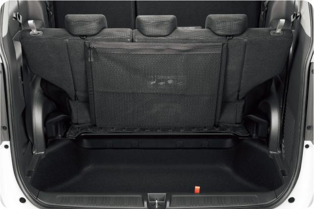 HONDA ホンダ STEPWGN ステップワゴン ホンダ純正 ラゲッジルームネット 【 2014.4~次モデル】||