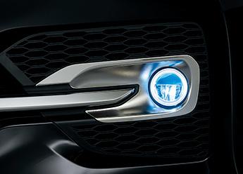HONDA ホンダ STEPWGN ステップワゴン ホンダ純正 LEDフォグライト(12W〈片側〉/左右セット) ステップ ワゴン スパーダ用【 2015.4~次モデル】||