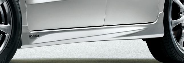 HONDA ホンダ STREAM ストリーム ホンダ純正 ロアスカート・サイド(左右セット) 【 2012.04~次モデル】||