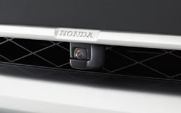 HONDA ホンダ STREAM ストリーム ホンダ純正 フロントカメラシステム/ギャザズナビ用 本体+取付アタッチメント【 2012.04~次モデル】||