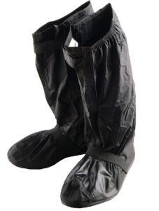 シューズカバー 上等 バイク カバー シフトガード ガード ソール ラバーソール 反射板 収納袋付 靴 底 雨具 ツーリング 足元 リード工業 ソール付き ブーツカバー 予約販売品 Landspout バイク用品 LEAD おすすめ アクセサリー 冬 ポイント消化 RW-053 Lサイズ 便利 パーツ